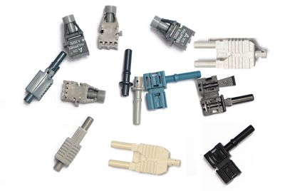 Versatile Link (V-pin) Connectors